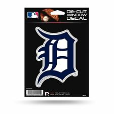 Detroit Tigers Decal Sticker Auto Car Die Cut Rico MLB Medium VDCM