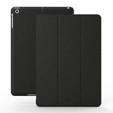 Coque iPad 2 3 4 FIBRE DE CARBONE KHOMO Etui Housse pour tablet Apple