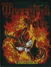 Mercyful Fate- Don't Break The Oath Aufnäher- Patch NEU & OFFICIAL!