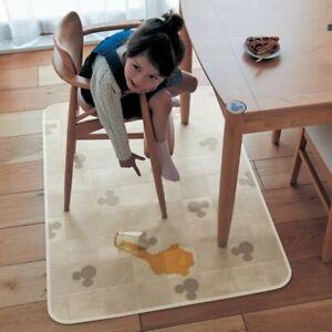DISNEY Micikey Kitchen Pad Mat Mini Rug Floor Door Hoom Indoor Japan Gift E7276
