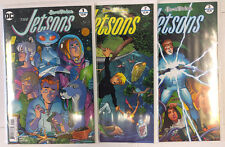 Jetsons #1, 2, & 3 Cover A SET - DC Comics - Hanna Barbera 1st Printings