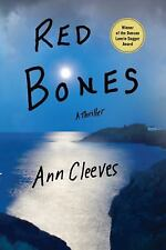 Shetland Island Mysteries: Red Bones : A Thriller 3 by Ann Cleeves (2010, Paperb