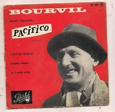 FRENCH EP BOURVIL DE L OPERETTE PACIFICO