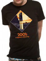 Official 2001 Space Odyssey Obelisk Monolith T-shirt Black S M L XL XXL