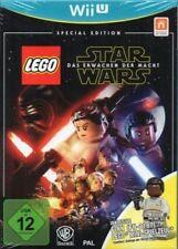LEGO Star Wars: il risveglio del potere-Special Edition-Nintendo Wii U-NUOVO