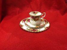 Royal Albert Kaffeegedeck Old Country Roses 3 tlg