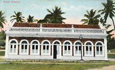 Brazil Brasil Pernambuco Mission Girls School & Teacher's Home pre WWI postcard