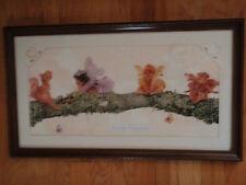 Anne Geddes/ picture of 4 girls/ dress as butterflies/