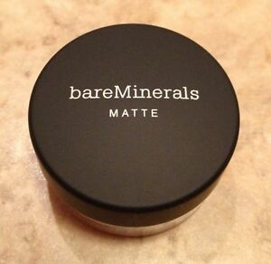 bare minerals MATTE spf15 foundation.MEDIUM. 6g
