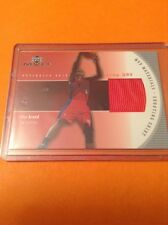 Elton Brand Clippers 2002-2003 Upper Deck MVP Materials #EB-S