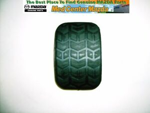 Mazda Miata Pedal Pad 1990-2005 (manual transmision only) B09243028
