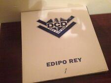 """DEF CON DOS / CELTAS CORTOS - EDIPO REY 12"""" MAXI HIP HOP NU METAL"""