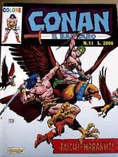 Conan il Barbaro COLORE n°11 ed. Marvel Comic ART  [G.187]