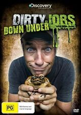 Dirty Jobs - Down Under (DVD, 2013) Region 4