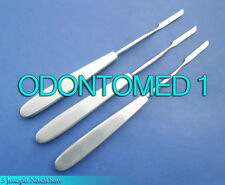 3 JOSEPH NASAL SAW Surgical orthopedic Instruments