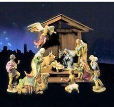 Franklin Mint The Nativity by Gianni Benvenuti