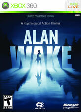 alan wake: limited edition xbox 360 new xbox 360