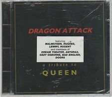 DRAGON ATTACK A TRIBUTE TO QUEEN CD F.C. SEALED!!!