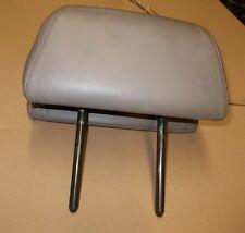 SAAB 900 II Cabrio Kopflehne Kopfstütze vorne Leder Beige Headrest front leather