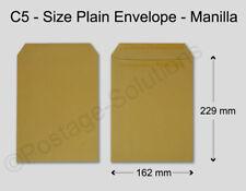 2000 C5 Size Manilla Envelopes Plain Self Seal 80gsm Good Quality Cheapest