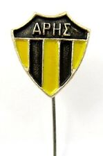 ARIS THESSALONIKI Greece Football Soccer Club Fußball Calcio Spilla Old Pin