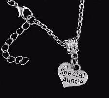 Auntie necklace Aunt necklace special auntie present Aunt gift best aunt gift