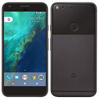 Google Pixel XL- 32GB - Quite Black (Unlocked) Smartphone B