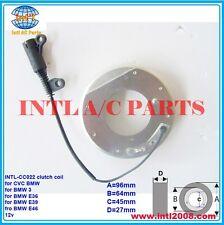 auto air conditioning ac compressor clutch coil for CVC BMW 3 E36 E39 E46 12V
