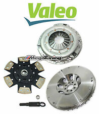 VALEO-STAGE 3 CLUTCH KIT & RACE FLYWHEEL FOR 350Z 370Z G35 G37 VQ35HR VQ37VHR