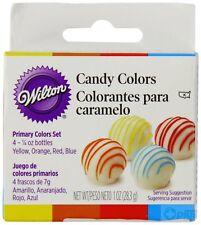 Wilton Primär Candy Farbset vier 7G Krüge