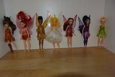 Disney Fairies Legend of the NeverBeast mini dolls Fawn Iridessa Vidia Rosetta