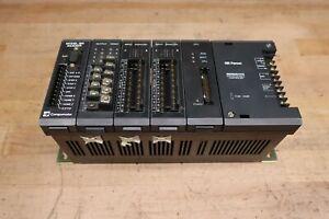 GE Fanuc Series One Programmable Controller CPU / (2)INPUT / OUTPUT / INDEXER