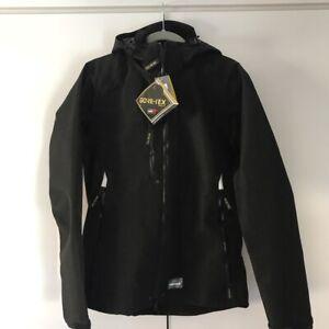 TROJAN Class Grade 3/4 GORE-TEX Black Performance Waterproof Jacket Coat - Small
