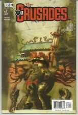 The Crusades #3 : July 2001 : DC / Vertigo Comics