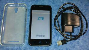 ZTE Blade L110 | Schwarz, 8 GB + 32 GB Micro SD | Gebraucht