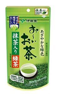 ITOEN Oi OCHA Matcha blend SENCHA Premium Japanese Green Tea with Matcha 100g