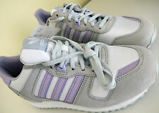 Adidas ZX 700 Sneakers Grey Violet White US 7.5 / F 39 1/3 / UK 6