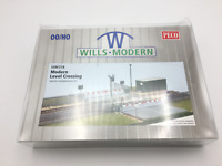 Wills SSM318 OO Gauge Modern Level Crossing Kit (DAMAGED PACKAGING)