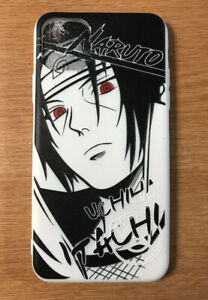 For Apple iPhone 7 / 8 Pro Anime New 3D Relief Case Cover Uchiha Itachi Naruto