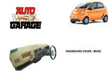 Premium Quality Beige Dashboard Cover for Tata Nano