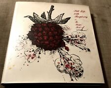 STILL LIFE WITH RASPBERRY-SIGNED BY RALPH STEADMAN WITH ART-1969-Rare 1st Edit
