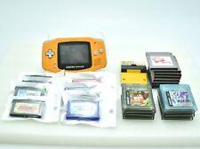 Nintendo 64 Gameboy Advance Console System Japanese Game soft 27 Pcs Set Japan
