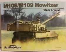 Squadron Signal publications M108/109 Howitzer.
