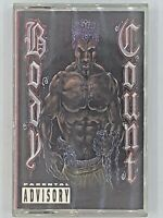 Body Count Cassette Tape Ice T Cop Killer There Goes the Neighborhood