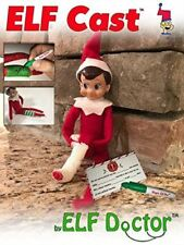 ELF CAST: Elf on the Shelf Accessories, Take Time Off From The Elf on a Shelf, C