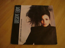 "JANET JACKSON-WHAT HAVE YOU DONE FOR ME LATELY (A&M 7"")"