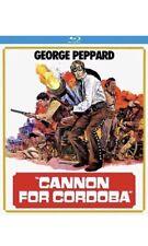 Cannon For Cordoba (1970) Blu-ray