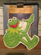 Kermit the Frog Trivet Treasure Craft The Muppets Mib Jim Henson