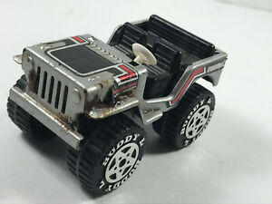 Vintage 80's Buddy L Jeep Wrangler toy truck car as-is