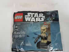 Brand New Lego - Scarif Stormtrooper (2017) - Star Wars - 40176 - Polybag